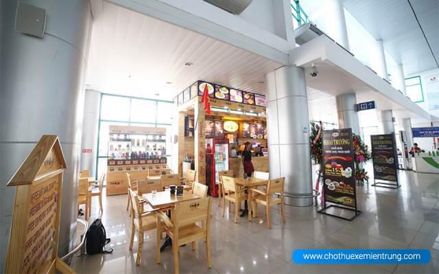 Sân bay Huế cách trung tâm bao xa