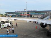 Sân bay Huế nằm ở đâu
