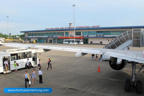 Tất cả các thông tin cần biết về Sân bay Huế (Sân bay Phú Bài)