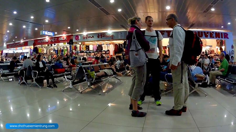 Khoảng cách từ sân bay Phú Bài về Huế bao nhieu km