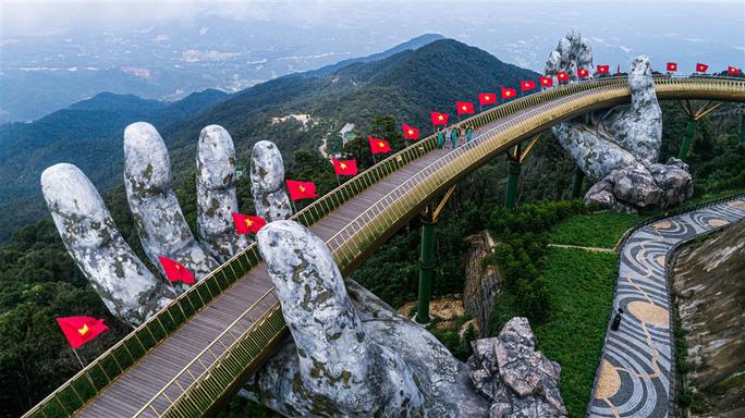 Khu du lịch Bà Nà Hills – Đà Nẵng mở cửa trở lại sau dịch Covid-19